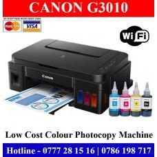 Canon PIXMA G3010 low cost colour photocopy machines Colombo, Sri Lanka