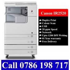 Canon IR2520 Photocopy Machines sale in Sri Lanka (Print, Scan, Photocopy, Network, USB, Duplex)