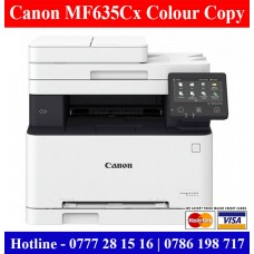Canon imageCLASS MF635Cx Colour Photocopy Machines Colombo
