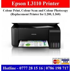 Epson L3110 Colour photocopy machine sale in Colombo, Gampaha Sri Lanka