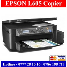 Epson L605 colour photocopy machine with duplex Sri Lanka