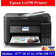 Epson L6190 Multi Function Printer Price in Sri Lanka