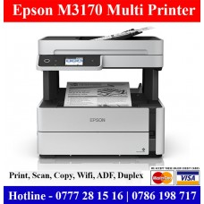 Epson M3170 Photocopy Machines Sri Lanka | Wifi and Duplex