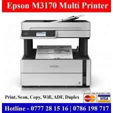 Epson M3170 Photocopy Machines Sri Lanka | Wifi and Duplex