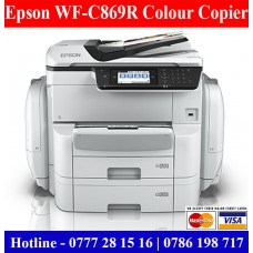 Epson WorkForce WF-C869R A3 Colour Photocopy Machines Colombo Sri Lanka