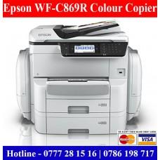 Epson WorkForce WF-C869R A3 Colour Photocopy Machines Colombo Sri Lanka