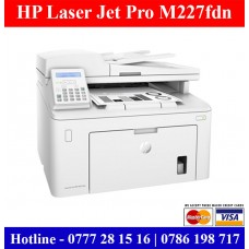 HP Laser Jet Pro M227fdn Photocopy Machines Sale Colombo Sri Lanka