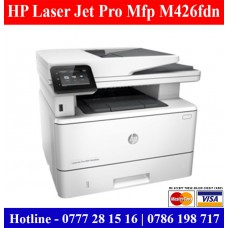 HP Laser Jet Pro Mfp M426fdn Multi Function Photocopy Machines sale Colombo Sri Lanka
