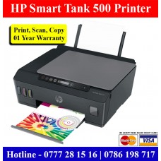 HP Smart Tank 500 Photocopy Machines Sri Lanka