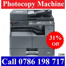 Kyocera TaskAlfa 2200 Full Option Photocopy Machines Discount Sale Price Sri Lanka