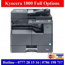 Kyocera TaskAlfa 1800 Full Option Photocopy Machine Sale Price Sri Lanka