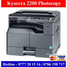 Kyocera TaskAlfa 2200 Photocopy Machine Sri Lanka sale