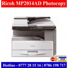 Ricoh MP2014AD Photocopy Machines sale Colombo, Gampaha Sri Lanka
