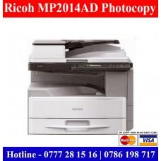 Ricoh MP2014AD Photocopy Machines sale Colombo, Gampaha Sri Lanka