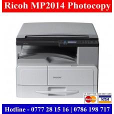Ricoh MP2014 Photocopy Machines Sale Colombo, Sri Lanka