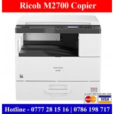 Ricoh M2700 Photocopy Machine Price in Sri Lanka
