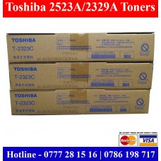Toshiba E-Studio 2523A and 2329A Photocopy Toner price Sri Lanka