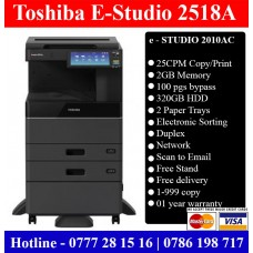 Toshiba E-Studio 2518A Photocopy Machines Colombo, Sri Lanka Sale Price