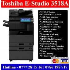 Toshiba E-Studio 3518A Photocopy Machines Sale Colombo, Sri Lanka