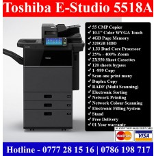 Toshiba E-Studio 5518A Photocopy Machines sale Sri Lanka