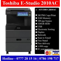 Toshiba E-studio 2010AC Colour Photocopy Machines, Colombo Sri Lanka sale Price.