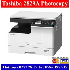 Toshiba E-Studio 2829A Photocopy Machines Sri Lanka