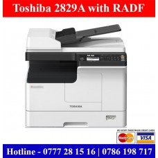 Toshiba E-Studio 2829A with RADF Sale Price Sri Lanka