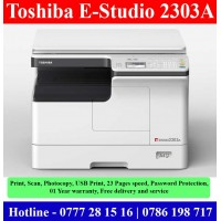 Toshiba E-Studio 2303A Photocopy Machines Sale Sri Lanka. Discount Price