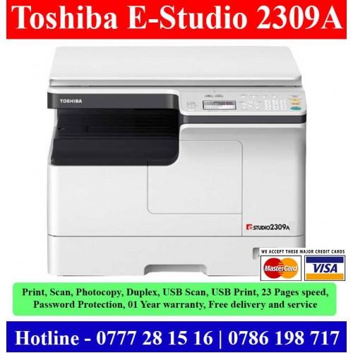 Toshiba E-Studio 2309A Photocopy Machines sale Sri Lanka Price