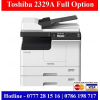 Toshiba E-Studio 2329A Full Options Photocopy Machines Sri Lanka